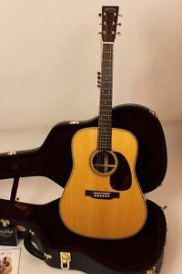 """MARTIN Gitarre HD-28 VLE Eric Clapton """"Dreadnought Nachbau"""" LIMITIERT AUSSTELLER"""