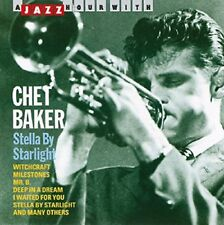 CHET BAKER - STELLA BY STARLIGHT   CD NEUF