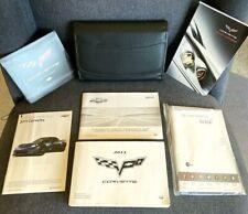 2011 Chevrolet Corvette Owners Manual