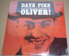 DAVE PIKE Plays The Jazz Version of Oliver! - Moodsville MV 36 SEALED