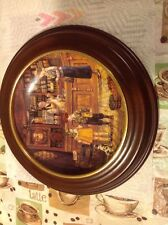 Bradford Exchange Bygone Days Sam's Grocery Store Collectors Plate With Vanhygan