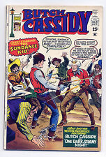 Butch Cassidy #3 VG/F 1971 ~ Fast Shipping ~ Skywald Comic Book
