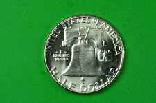 1951-P  GEM  BU  Mint State  Franklin  SILVER  Half  Dollar (90% SILVER)