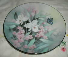 Sapphire Wings Plate Tan Chun Chiu 1St Issue In Jewels Of The Flowers