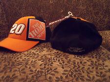 Tony Stewart Retro # 20 The Home Depot Baseball Cap  New