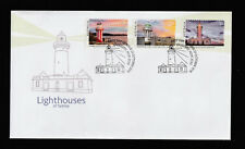 Australia 2018 :Lighthouses of Sydney -First Day Cover with Self-adhesive Stamps