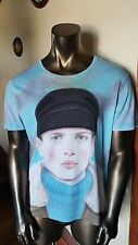 """GUCCI  Made in Italy stunning """"Kris Knight"""" TEE - Size L"""