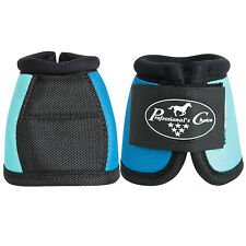 Professional's Choice Ballistic Overreach Bell Boots Turquoise Royal M Pro Prof