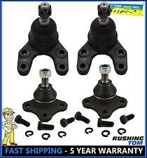 86-93 Mazda B2000 B2200 B2600 2WD 4 Pc Kit Upper & Lower Ball Joints