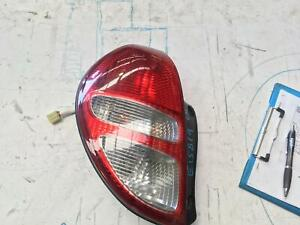 Daihatsu Sirion M100/101 Left Tail Light Genuine 09/2000-02/2005
