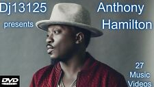 Anthony Hamilton  R&B  Music Videos