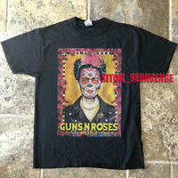 GUNS N' ROSES Tijuana MEXICO shirt 2019. Fall Tour. Concert Event. Black GILDAN