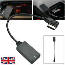 For Audi A3 A4 A5 S5 AMI Bluetooth Music Interface AUX Audio Cable Adapter UK