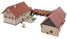 NEW ! HO Faller Seasonal Wine Tavern / Garden  : Model Building KIT # 191715