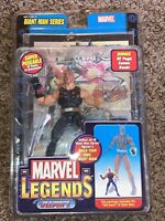 Weapon X Marvel Legends Variant Figure Giant Series New Sealed w/Comic ToyBiz