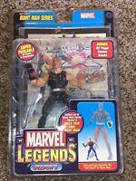 Weapon X Marvel Legends Variant Figure Giant Series New Sealed w/Comic ToyBiz