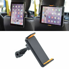 "360˚ Rotating Headrest Car Back Seat Mount Holder Stand For Phone Tablet 4""-10"""