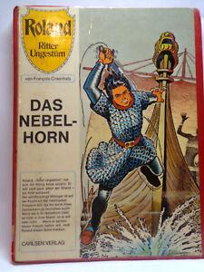 Comic - Roland Ritter Ungestüm - Das Nebelhorn (Carlsen Verlag)