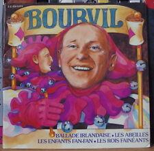 "BOURVIL LA BALLADE IRLANDAISE 45t 7"" SINGLE EMI RE-ISSUE 1981"