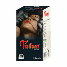 Herbal Anti-Impotence Supplements For Men To Improve Erection Tufan 60 Capsules