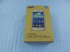 Samsung Galaxy S3 mini GT-I8200N 8GB Blau! Ohne Simlock! TOP ZUSTAND! OVP! #86