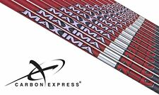 Carbon Express 50752 Maxima Red 350 Shafts 12pk
