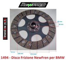 "F1494 - DISCO FRIZIONE ""NewFren"" per BMW K 1100 LT 1100cc dal 1989 al 1999"