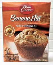 Betty Crocker Banana Nut Premium Muffin Mix & Quick Bread Mix 12.3 oz