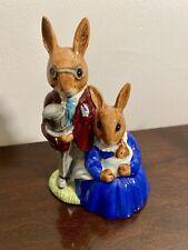Royal Doulton Bunnykins Family Portrait Figurine