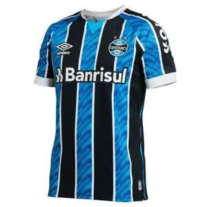 GREMIO Umbro Home Football Shirt 2020-2021 NEW Men's Soccer Jersey Camisa Brazil