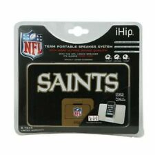New Orleans Saints iHip NFL Football Portable Charger Speaker System AC adapter