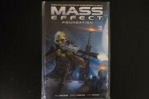 Mass Effect Foundation Softcover Graphic Novel   (B30) Dark Horse Comics