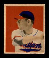 1949 Bowman #43 Dale Mitchell RC VGEX X1502001