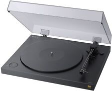 Sony PS-HX500 Turntable (High-Resolution-Audio-Ripping-Funktion, Intake I