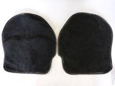 PORSCHE 911 964 Tapis de sol arrière Plancher Marche-pieds NATTE noir