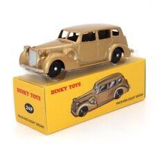 Dinky Toys 24P - PACKARD Eight sedan doré 1:43, Atlas