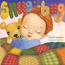 Snug as a Bug by Sarah Campbell Hardcover Book 9781911135050 NEW