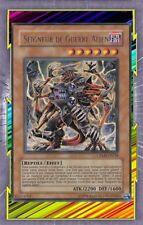 Seigneur de Guerre Alien CRMS-FR038 Ténèbres Reptile Effet Niveau 6