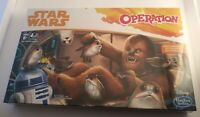 NEW Operation STAR WARS Edition CHEWBACCA Board GAME Disney Hasbro NIB Sealed
