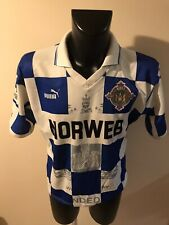 Maillot Rugby Ancien Wigan Taille S