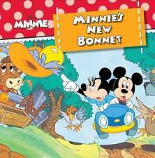 Very Good, Disney Carry Along Story Books Disney Minnie's New Bonnet, , Book
