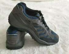 Pacific Trail Terrain Hiking Boots Athletic Men's Shoes Size 12 Blue Gray
