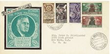 POLAND   ,,POST  OF  POLISH  SETTLEMENTS  IN  ITALY'' 20. X. 1946.    COVER