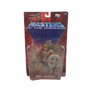 Mattel Masters Of The Universe: He-Man Action Figure NIB