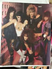 "Ratt Photo 8x10"" Stephen Pearcy Geico Commercial Fame"
