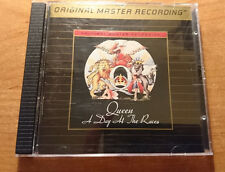 QUEEN: A DAY AT THE RACES ~ MFSL ULTRADISC II 24K GOLD CD,