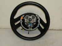 CITROEN C4 GRAND PICASSO 2008 LHD BLACK LEATHER STEERING WHEEL 96821842ZD
