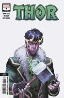 Thor #4 Forth Print  Marvel Donny Cates  Great Loki Cover !!!!
