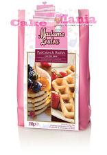 Preparato per pancakes e waffles Madame Loulou gluten free 250gr cake design