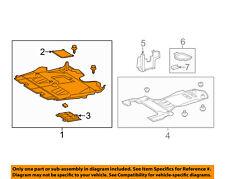 Lexus TOYOTA OEM GS350 Splash Shield-FR Under Radiator/Engine Cover 5141030090